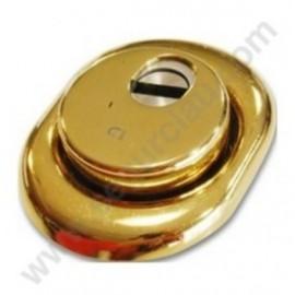 Kit Escudo Disec + Cilindro MUL-T-LOCK MT5+ Reforzado