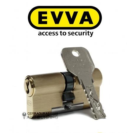 Bombín Antibumping EVVA 4KS PLUS Alta Seguridad