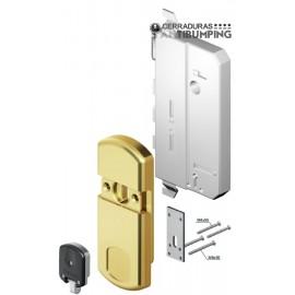 Escudo Protector DISEC MG210 4W Magnético para Cerradura Borja ARCU