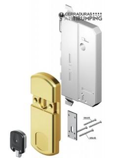 Escudo protector magnético cerradura gorja, MG210Arc, Disec