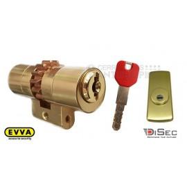 Kit Escudo Protector Disec LG280ARC + Bombín EVVA MCS Magnético