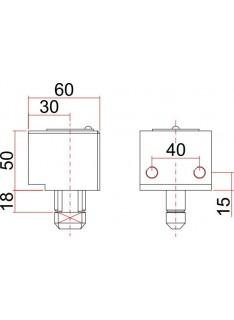 SAG BB8 - Candado de Seguridad para persiana