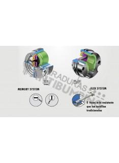 Escudo de alta seguridad DISEC BKS280  (Serie Kripton)