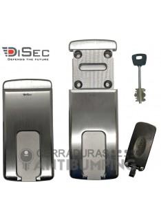 Escudo protector magnético cerradura gorja Disec