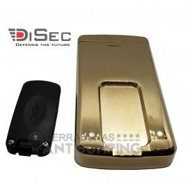 Escudo Protector Magnético DISEC MG410 para Cerraduras Sobrepuestas