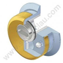 Escudo Protector DISEC Monolito BD 280-29D1R
