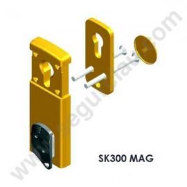 Escudo Protector Magnetico DISEC MG300 BC-3W