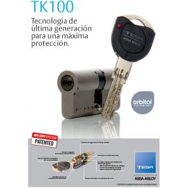 Bombin Antibumping TESA ALTA SEGURIDAD TK100
