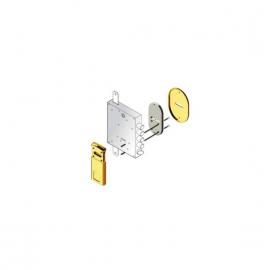 Escudo Protector Magnético DISEC MG220 MINI para Cerradura Borja