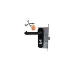 Escudo Protector DISEC para Puertas RF (corta-fuego)